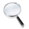 image of magnifying glass used to link users to our help page